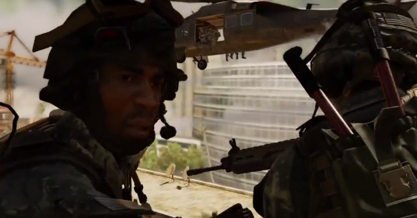 Watch the Call of Duty: Ghosts Trailer