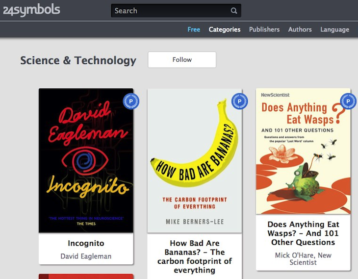 24symbols Science Technology Zed buys 32% stake in Seedcamp backed 24symbols, the Spanish Spotify for ebooks