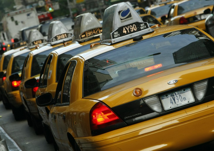 UberTAXI returns to New York City, but in limited supply and with no automatic payments