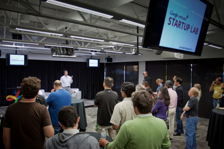 Google Ventures adds Google's Ken Norton to help run Startup Labs and mentor its portfolio companies