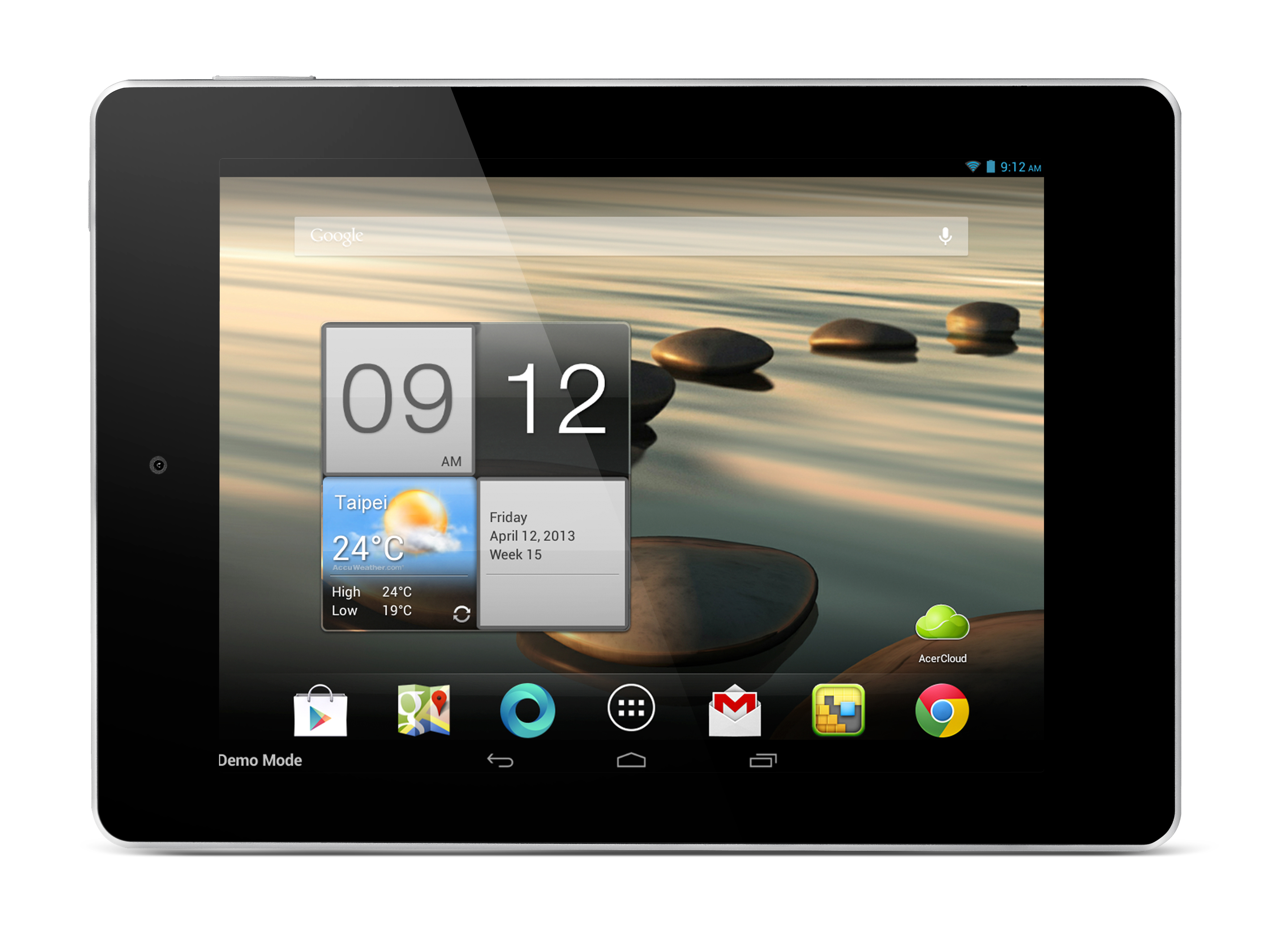 Acer Just Restarted the Android Tablet Race, New Target is $100