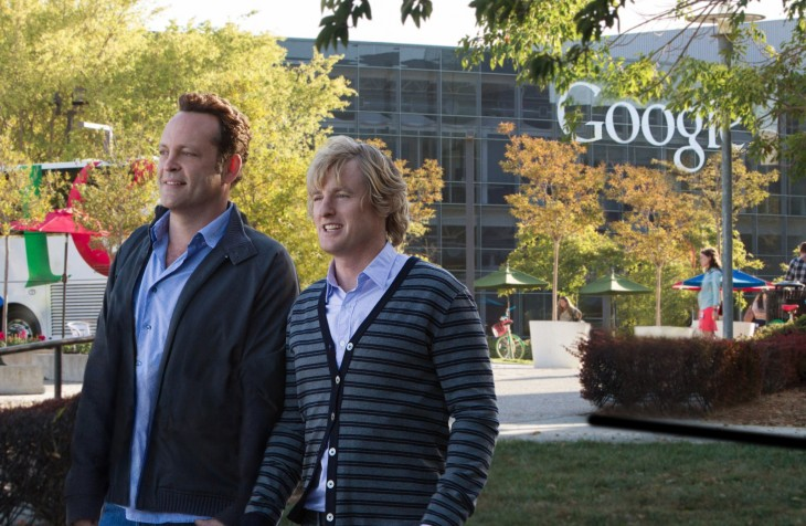 Google's Hollywood debut 'The Internship' is less of a blockbuster than amusing company ...