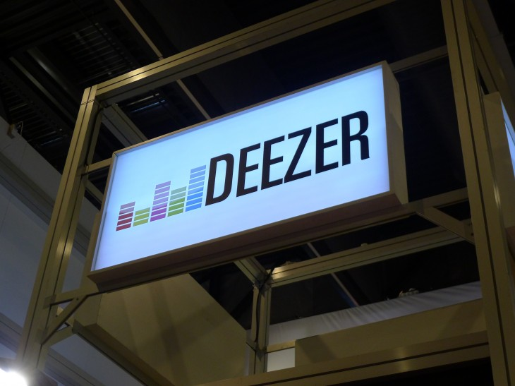 Deezer revamps its Windows Phone 8 app with a tweaked home screen and sync options