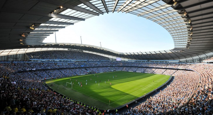 Etihad Stadium 1 730x396 Manchester City FC announces stadium WiFi for fans, with live video & stats streamed direct to mobile