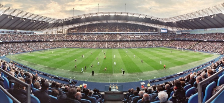 Manchester City FC announces stadium WiFi for fans, with live video & stats streamed direct to mobile ...