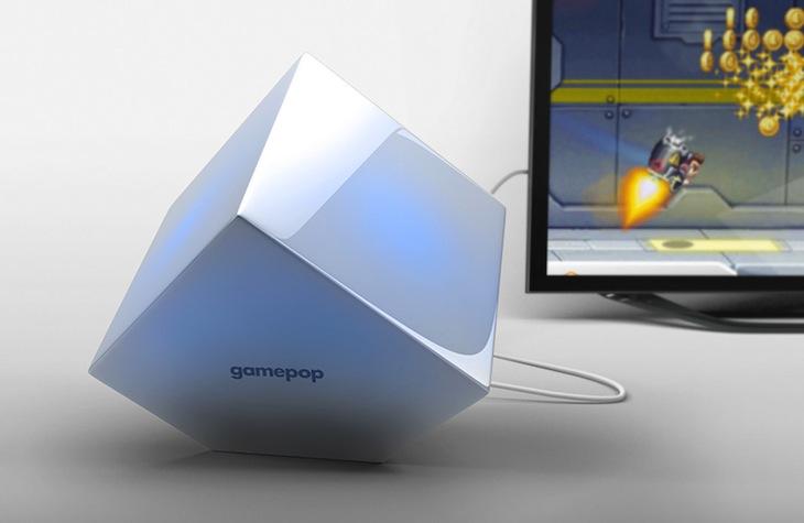 GamePop Console