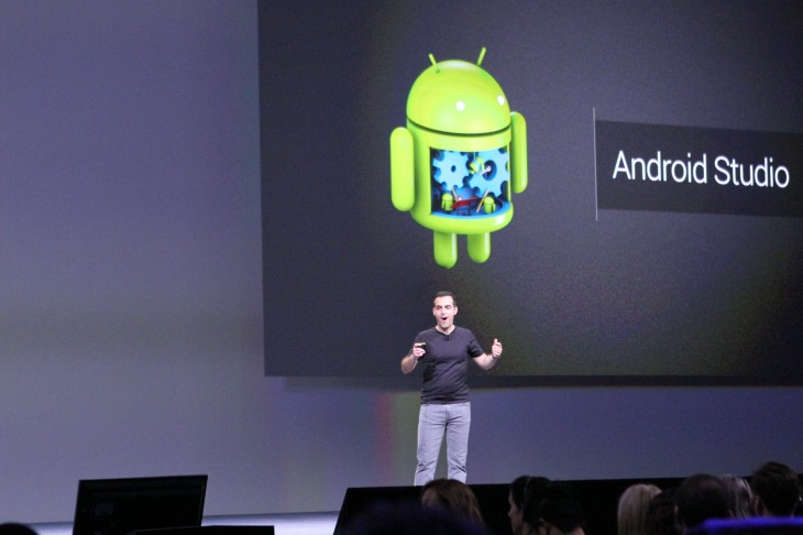 Google announces Android Studio: An IDE built just for Android developers