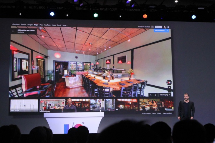 IMG 0297 1 730x486 Google unveils new Google Maps for desktop with unified imagery, new interface, live 3D and more