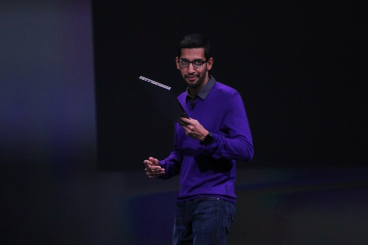 Google is giving a free Chromebook Pixel to all I/O attendees