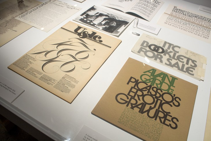 IMG 2099 730x486 Type design inspiration: Inside the evolution of typography at Monotype