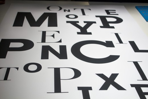 IMG 2113 520x346 Type design inspiration: Inside the evolution of typography at Monotype
