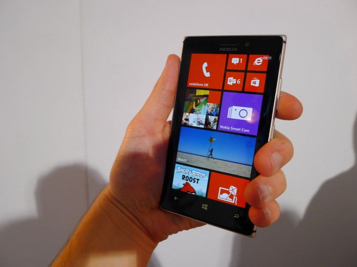 Hands-on with the Nokia Lumia 925, the best Windows Phone handset that money can buy