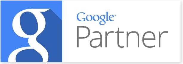 Image result for official google partner logo