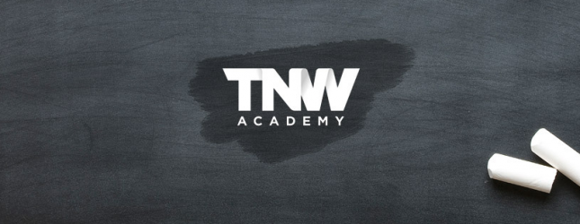 TNW Academy is hiring an intern to help make the world a smarter place