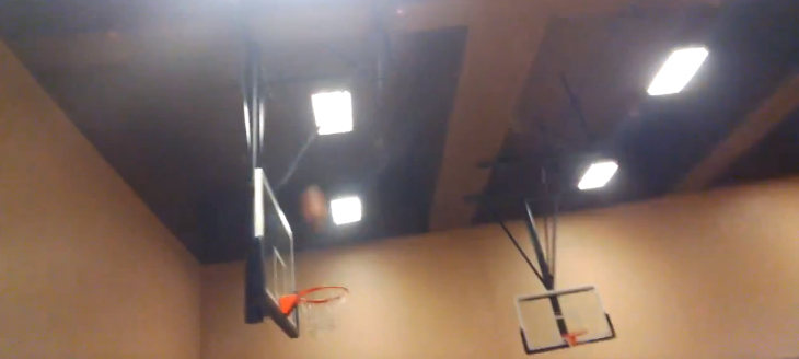 Google Glass and basketball practice: Get ready to see videos like this everywhere