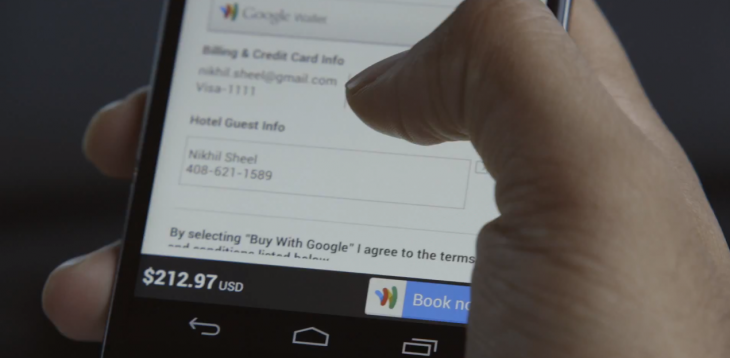 Google Wallet now lets you send money via Gmail, gets an Android API for goods and services