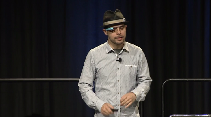 Google says it's working on a native Glass Development Kit with offline, direct hardware access ...