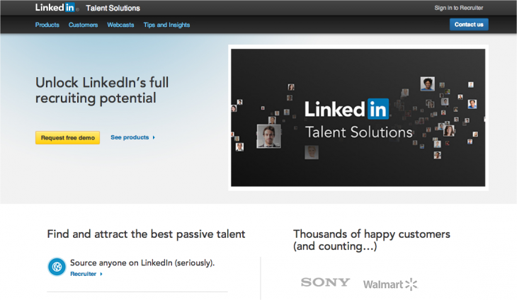Snap 2013 05 04 at 13.21.36 730x424 LinkedIn's Talent Solution service is perhaps the professional social network's best kept secret