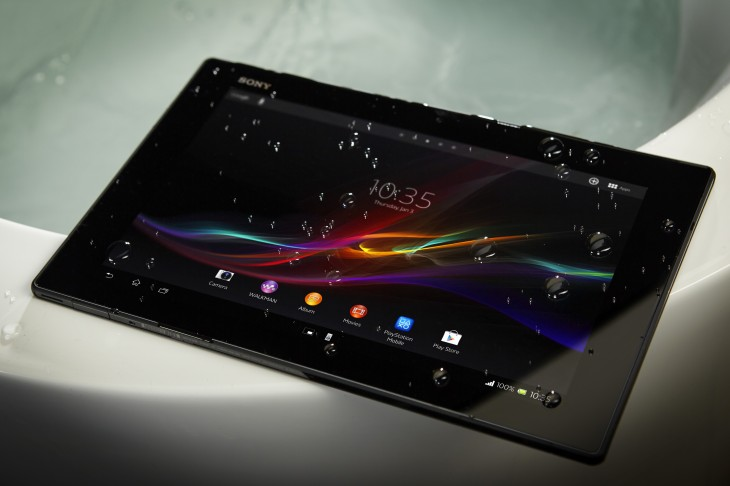 Ubuntu Touch successfully ported to the Sony Xperia Z tablet