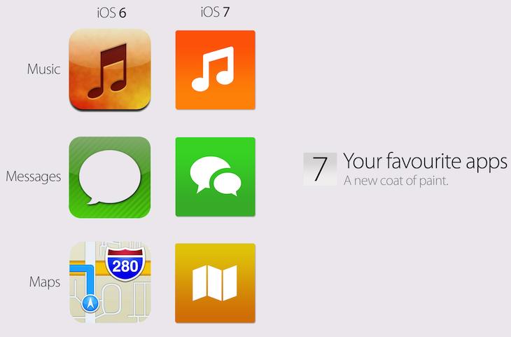 apps ios7 concept
