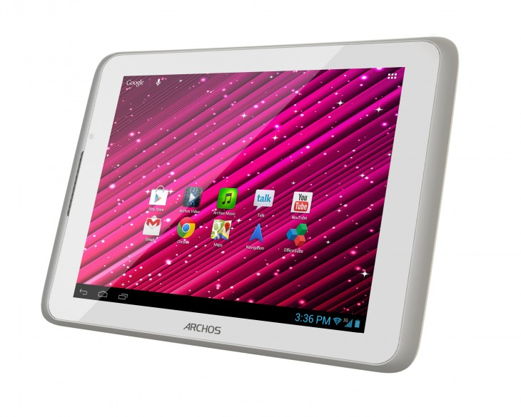 Budget Archos 80 Xenon tablet surfaces with an 8″ IPS display and stock Android out of the box