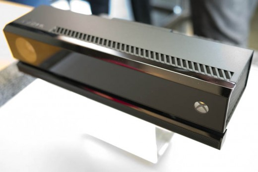 ces 1 3 520x347 The new Xbox One Kinect tracks your heart rate, happiness, hands and hollers