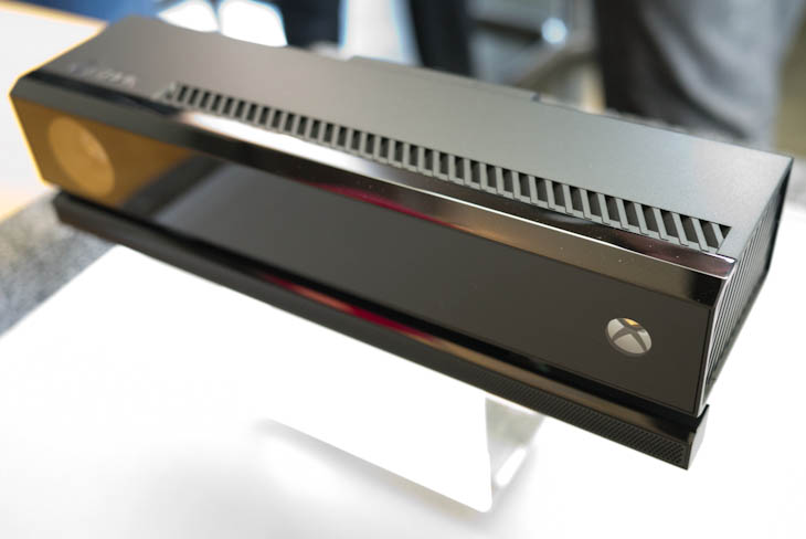 The new Xbox One Kinect tracks your heart rate, happiness, hands and hollers