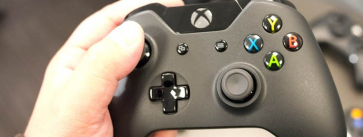 Hands on: The Xbox One controller's refined d-pad and 4 independent vibrators