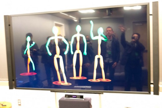ces 7 2 520x347 The new Xbox One Kinect tracks your heart rate, happiness, hands and hollers