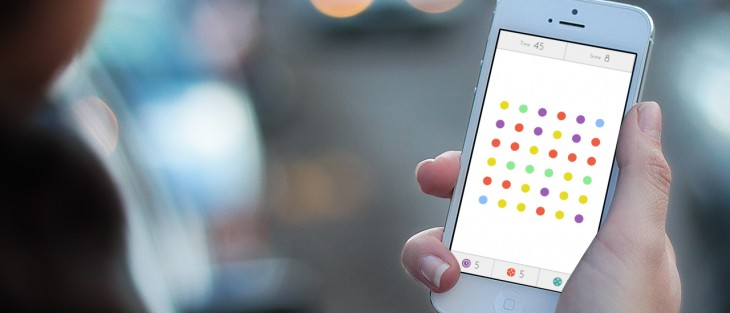 Highly addictive game Dots lands on the iPad with multiplayer mode, as it notches 250M games played