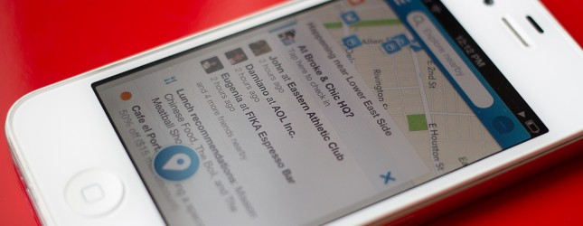 Foursquare adds location filters to its iOS and Android apps, lets users instantly find the best place ...