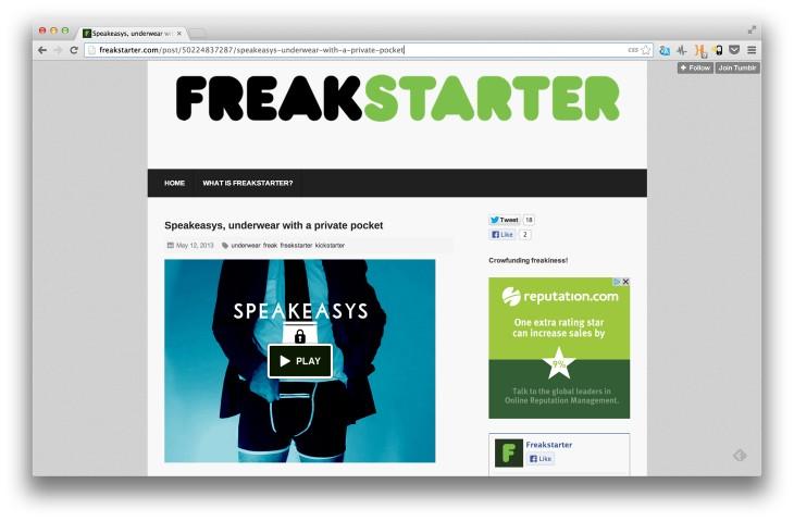 freakstarter