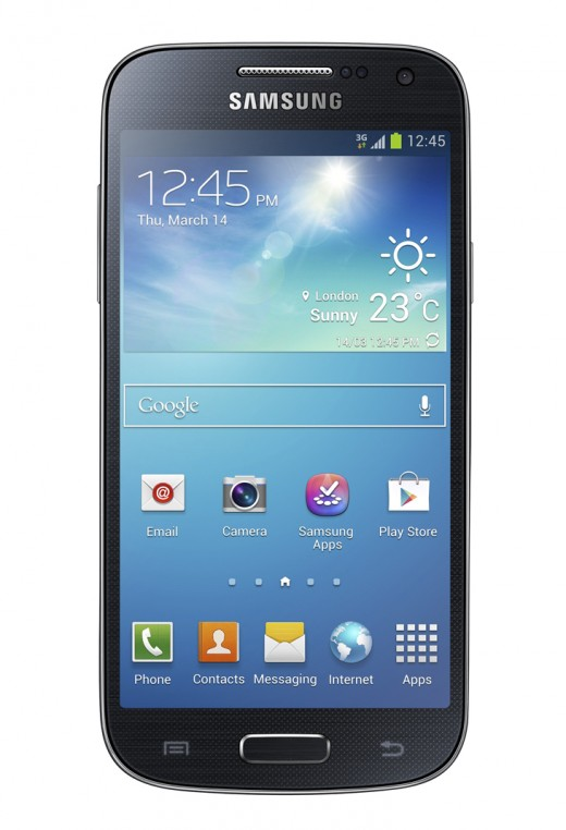 Samsung Unveils Galaxy S4 Mini Ahead of June 20 Premiere Event