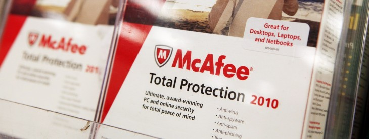 Intel CEO Brian Krzanich announces McAfee brand name will be replaced by Intel Security