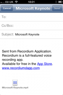 n1 220x330 Recordium: A powerful audio recording iOS app that lets you highlight, tag and edit clips on the fly