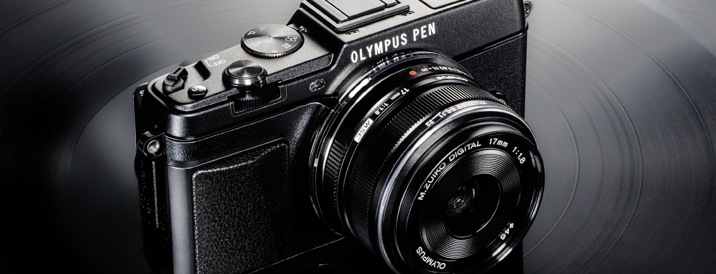 Olympus Unveils PEN E-P5 With 16MP Sensor and Wi-Fi Connectivity
