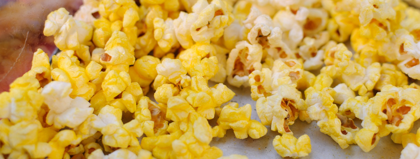 Popcorn Connects People in a One Mile Radius