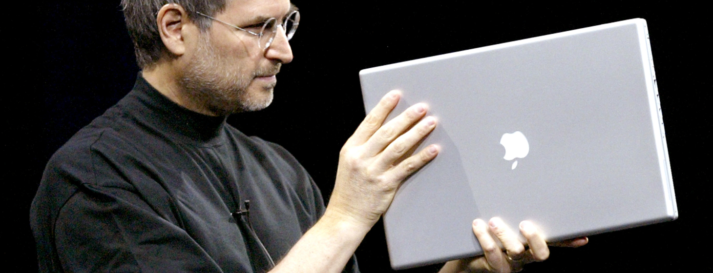 What if you'd Bought Apple Stock Instead of a PowerBook in 2003?