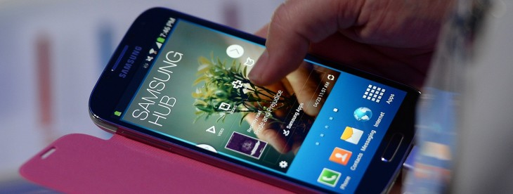Samsung Galaxy S4 gets Pentagon approval, breaking BlackBerry's hold on the US government
