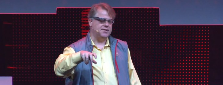 The age of context: Robert Scoble explains how technology helps us make sense of the world [Video]