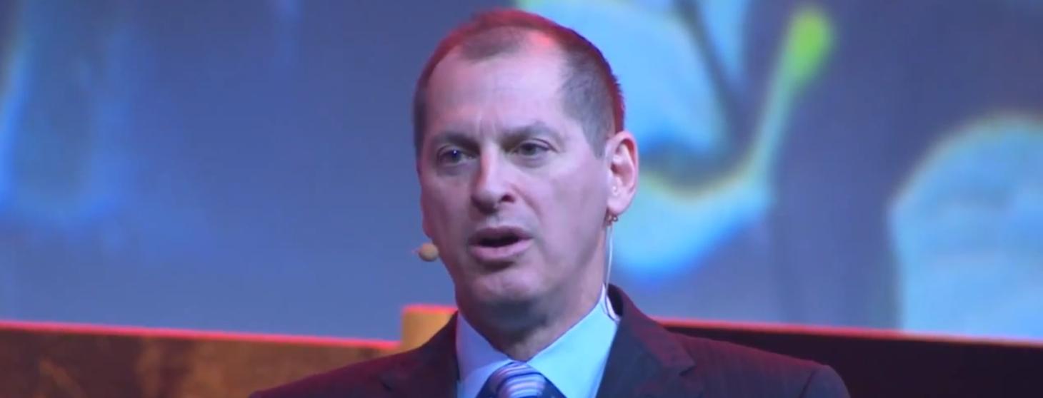 Ninja Innovation with Gary Shapiro at The Next Web Conference Europe