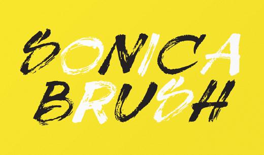 sonica-brush