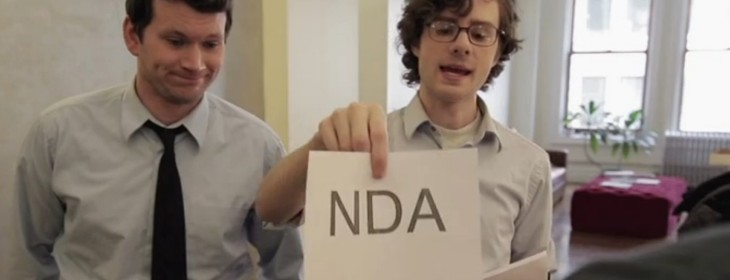 Want to watch this video? Sign an NDA
