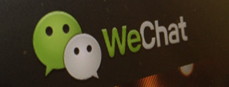 A whopping 10 million messages were sent in one minute on WeChat on the eve of Chinese New Year