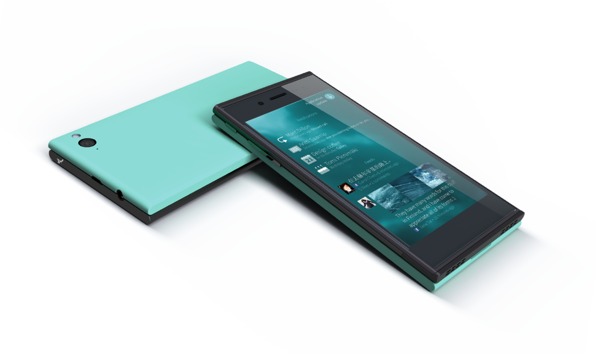 Jolla's first Sailfish OS-equipped smartphone to be