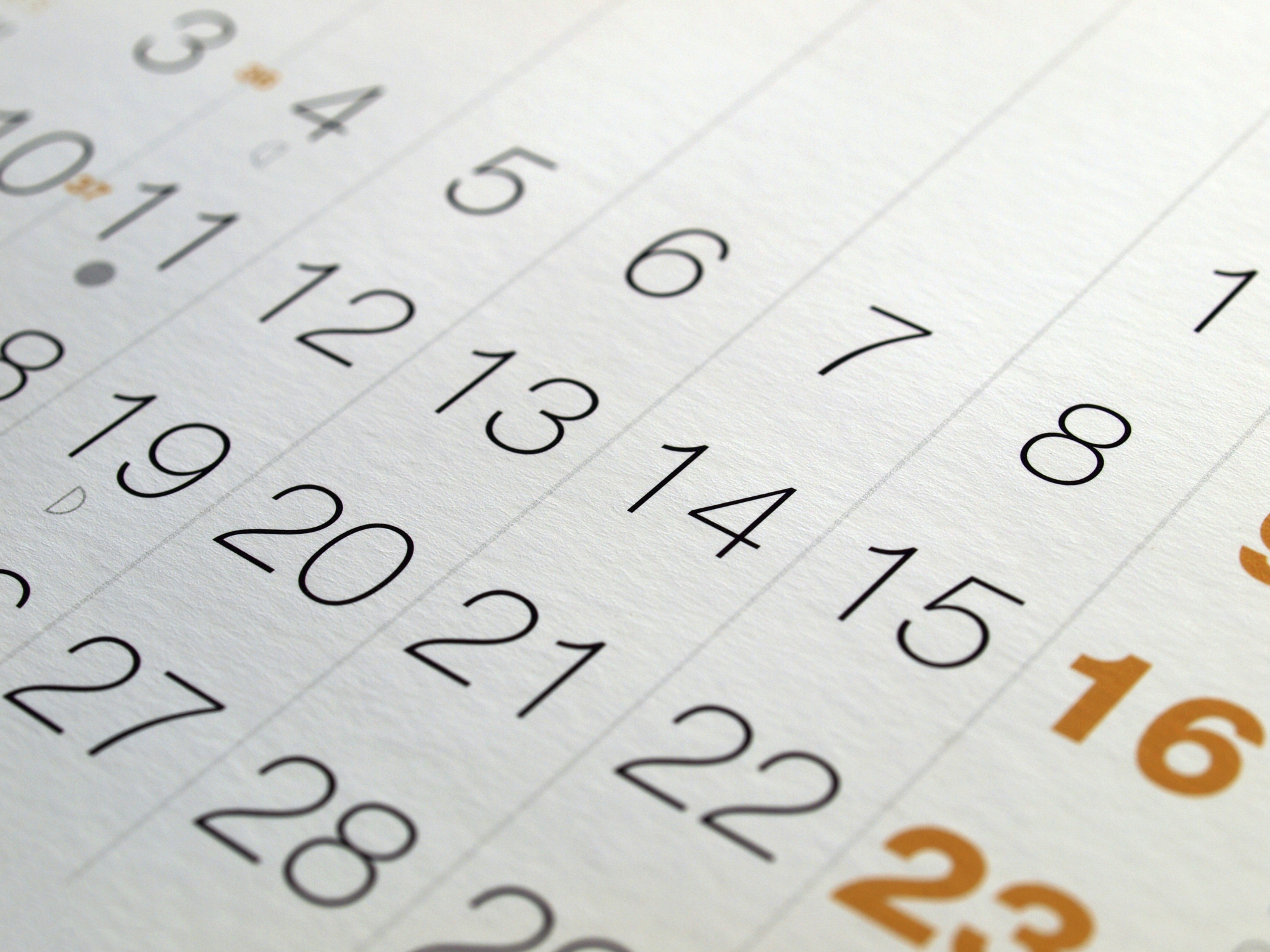 New Year, New Calendar Strategy: 10 Tips for Staying Organized in 2014