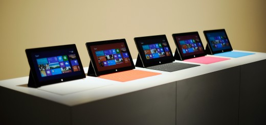 Microsoft Announces Surface Tablet In Los Angeles