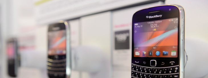 BlackBerry says it remains confident in its security, following claim that UK spies accessed data from ...