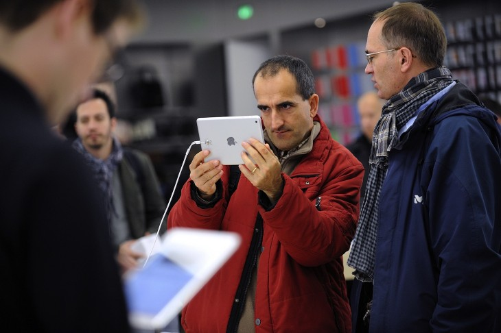 Meanwhile, in France: Apple to pay $6.5 million in unpaid taxes on 2011 iPad sales