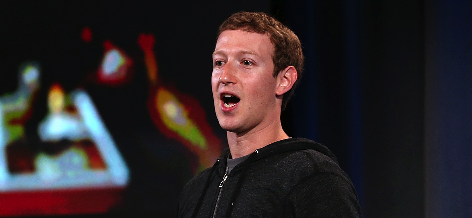 Facebook's Zuckerberg Calls PRISM Reports 'Outrageous'